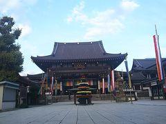 早朝の川崎大師は1年3ヵ月ぶりの参拝を静かに迎えてくれました(^-^ゞ  ありがたいことです!