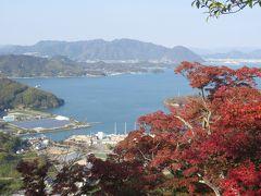 しまなみ海道ドライブで、瀬戸内海の美しい島々に癒される旅。白滝山の五百羅漢は圧巻!宇和島城も訪ねました。