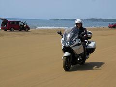 雨晴海岸とSSTRだった千里浜なぎさドライブウェイ