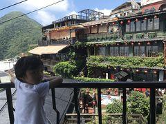 子連れ台北☆5歳児男子と母子旅行