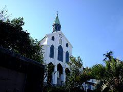 秋の長崎(6)大浦天主堂・出島と諏訪神社