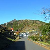 紅葉の筑波山へ。