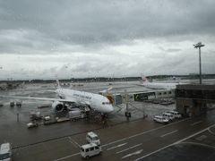 ドキドキ ドイツ(+7カ国)鉄道旅行 プロローグ JAL直行便でフランクフルトへ。