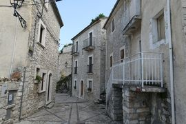 美しき南イタリア旅行♪ Vol.589(第20日)☆Roccacaramanico:美しき山岳村「ロッカカラマニコ」♪