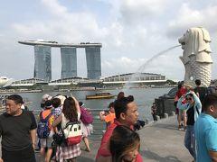 シンガポールのトランジット