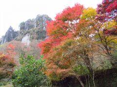 紅葉の九州縦断2泊3日の旅 その3「由布院金鱗湖」「深耶馬渓」「青の洞門」「猿飛千壺峡」