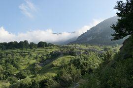 美しき南イタリア旅行♪ Vol.592(第20日)☆美しき山岳村「ロッカカラマニコ」古城跡へ絶景を眺めながら♪
