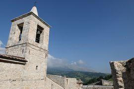 美しき南イタリア旅行♪ Vol.593(第20日)☆美しき山岳村ロッカカラマニコ 古城跡に立つ教会「Chiesa Madre」♪