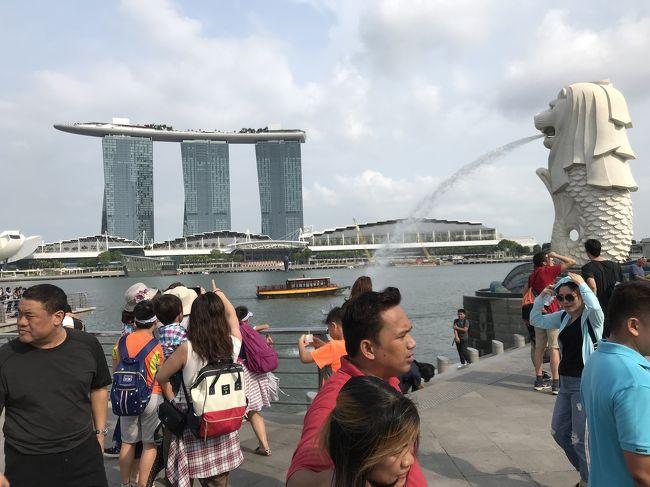 シンガポールでのトランジット10時間50分の旅!<br />《シンガポール航空》<br />バリ島AM11:55発~シンガポールPM2:35着<br />シンガポールAM25:25発~関西国際空港AM9:05着