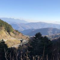 絶景のビーナスラインと道の駅美ヶ原高原