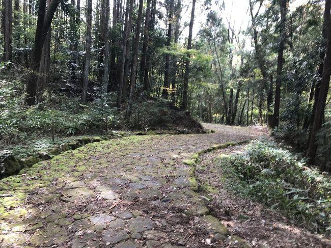 中山道ウォーク:JR南木曽駅~JR中津川駅、その⑥馬籠宿~落合宿間