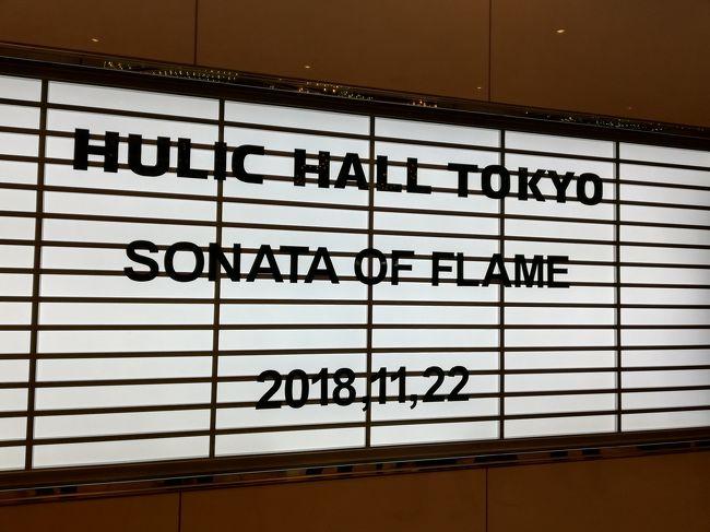 東京公演は初日と最終日の2日間。<br />初日はまだ行ってなかったミッドタウンの<br />イルミネーション見に行き<br />最終日はVIPカード作りにロッテ免税店に。<br />2日ともミッドタウンの地下で<br />夕食とってから有楽町へ。<br />途中のイルミネーションも綺麗でした。<br /><br /><br />