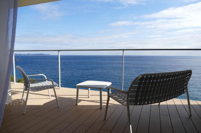 新婚旅行のメッカ、熱海に泊まりました。