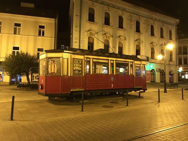 ポーランドとスロバキア13日間の旅⑬ タルノフでの一晩☆