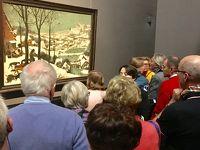 ブリューゲルをたずねる旅〜2018年11月ウィーン美術史美術館ブリューゲル没後450年展
