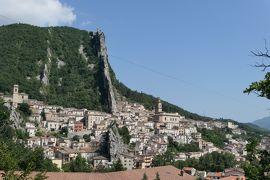 美しき南イタリア旅行♪ Vol.624(第21日)☆屏風岩と美しき村「ヴィッラ・サンタ・マリア」の絶景♪