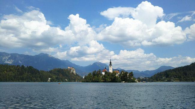 海外一人旅第16段はずっと行きたかったクロアチア(+スロベニア) - 観光4日目(ブレッド湖編)