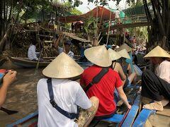今月2度目のベトナム訪問で、ホーチミン近郊のクチトンネルとメコン川を観光