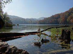 1810クロアチア~新月のプリトヴィツェ湖群国立公園♪