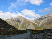 ニュージーランド レンタカーの旅� テカポ→マウントクック