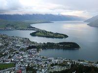 ニュージーランド レンタカーの旅� クイーンズタウン