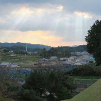 秋の大和路、石舞台から思い付きで「日本最強の城」高取城に登ってしまう