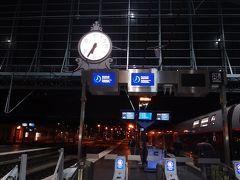 ボルドーから電車でモンサンミッシェルへ!