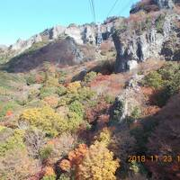 車で四国八十八ヶ所お遍路の旅 、香川県72番から77番。紅葉の小豆島その2