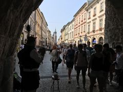 ポーランドとスロバキア13日間の旅⑭ 人 人 人の古都クラクフ