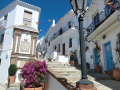 シニア夫婦のスペイン・ポルトガル周遊旅行(18)マラガで乗継ぎフリヒリアナとネルハへ