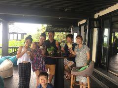 ベトナムの友人達とフーコックに小旅行