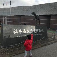 さくっと日帰り 福井で大人も子供も楽しめる恐竜博物館