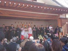 1泊2日 長野 (3-1) 名湯の白骨温泉と東京 深大寺の奇跡