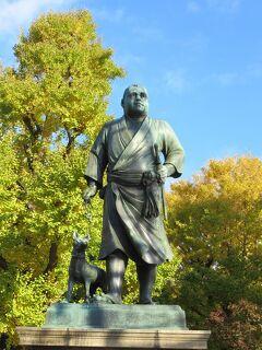 東京大学見学と周辺の名所めぐり その2「上野から遠回りして根津駅まで」