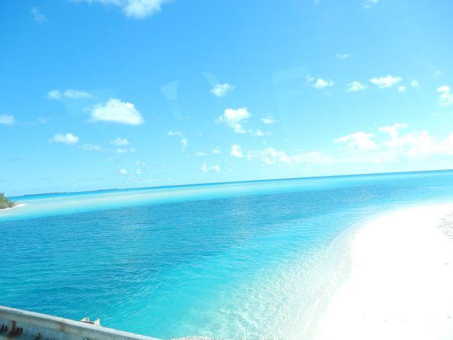 ニューカレドニア旅行記。<br />人生2度目の海外旅行!<br />天国とはまさにココ!そんな旅の始まり記録(^^♪