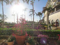 冬でも暖かい沖縄へ(3)ホテル日航アリビラ・私の大好きな沖縄の別荘は日差しと人々の温かさに包まれて