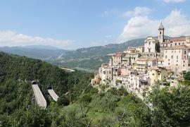 美しき南イタリア旅行♪ Vol.628(第21日)☆Colledimezzo:絶景の美しき村「コッレディメッツォ」♪