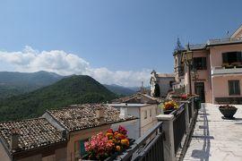 美しき南イタリア旅行♪ Vol.629(第21日)☆Colledimezzo:美しき村「コッレディメッツォ」大聖堂へ歩く♪