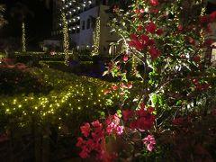 冬でも暖かい沖縄へ(5)アリビラのイルミネーションイベント~ようこそ光あふれる幸福のヴィラへ~
