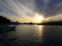 牛窓の港からフェリー5分の前島で民宿に泊まる☆岡山国際ホテルは素泊まり格安