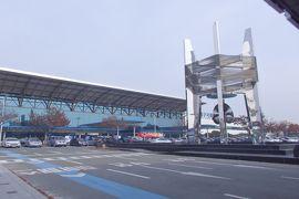 2018.11 韓国(11)大邱空港からTway航空で関空へ