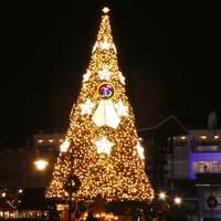 東京旅行 2日目 ディズニー クリスマス TDS