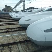 自走の旅 番外編 ~ハローキティ新幹線に乗ったよ! #03 福岡