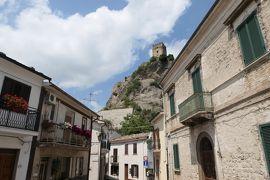 美しき南イタリア旅行♪ Vol.637(第21日)☆Roccascalegna:美しき村「ロッカスカレーニャ」♪