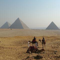 初めてのエジプト! 大満足の旅 (Part 2)