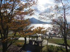 北海道 懐かしの部活再び その5 北大から支笏湖回りで新千歳空港へ