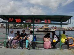 フェリーで国境越え!ナラティワート(タイ)→コタバル(マレーシア)