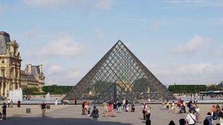 フランスツアー一人旅《5日目:憧れのルーブル美術館見学編①》