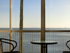 鰹を求めて枕崎へ(2)部屋から東シナ海を一望 夕食は駅前の『一福』で鰹尽くし♪