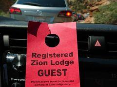 夏のグランドサークル11 ブライスキャニオンからザイオン国立公園へ絶景ドライブ